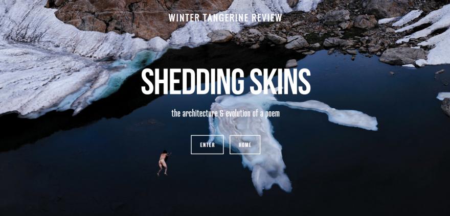 shedding skins